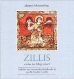 Zillis wieder im Bildgespräch. Gedichte zur romanischen Kirchendecke von St. Martin in Zillis. Von Margot Scharpenberg. #Zillis #Gedicht #Bildgedicht #MargotScharpenberg
