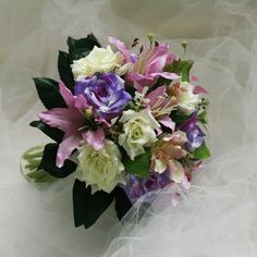 $38.94 for this lovely silk bouquet. FREE Shipping too!!