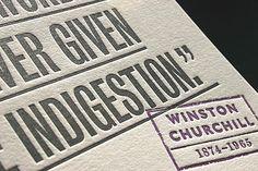 Winston Churchill Quote – blush°°