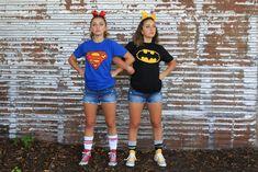 Super Hero Costumes | CGH | Brooklyn & Bailey