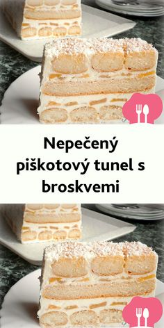 Czech Recipes, Different Cakes, Cheesecake, Deserts, Sweets, Eat, Cooking, Breakfast, Food