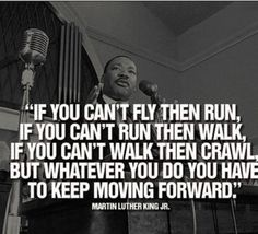 Don't dwell on the past. Let go of what you cannot control. Move forward and do all that you can to get to where you want to be. #movingforward #motivation #mlkjr
