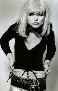 Debbie Harry #9wgoesPunk