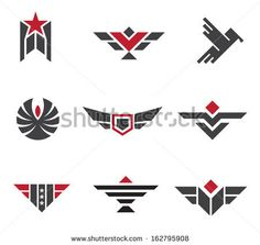 army badge shapes - Google Search