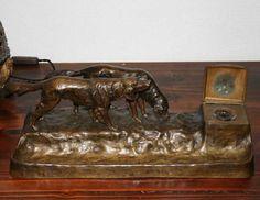 Große Wiener Bronze von Friedrich Gornik / Wien 1877-1943