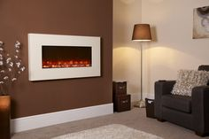 CELSI ELECTRIFLAME IVORY