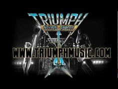 Great Classic Rock Band. Triumph!