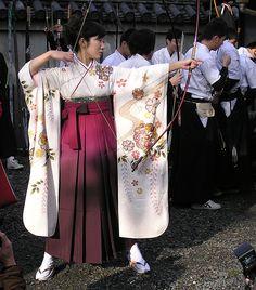 2005年 京都三十三間堂・通し矢 : SONIC the PHOTOBLOG