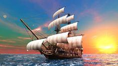 pobra tapety bryg, statek, sailfish, Maszt Darmowe tapety na pulpit rozdzielczoci 5333x2999 — zdjcie №464475