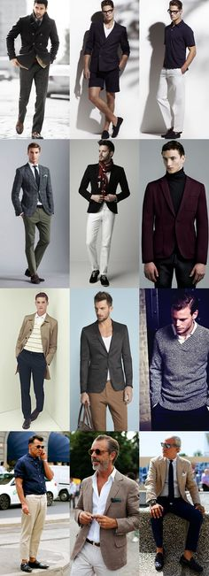 Men's Fifty Year Old Style & Fashion Lookbook