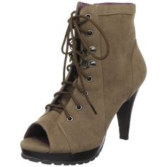 Image detail for -Madden Girl Womens Fantizy Open Toe Boot  Fall Winter Boots ...