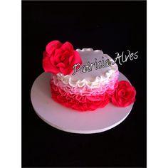 Mini bolo para o dia das mães.