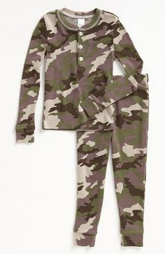 Tucker   Tate Two-Piece Fitted Pajamas (Toddler Boys) available at #Nordstrom