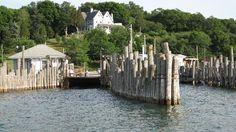 Shelter Island Dock