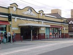 South Yarra Station looking DOWN