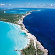 Eleuthera, Bahamas. Must go