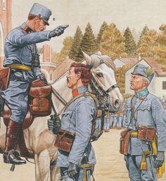 austro-hungarian army uniforms ww1 - Buscar con Google