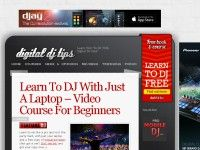 Learn To DJ With Just A Laptop   Video Course For Beginners   Digital DJ Tips