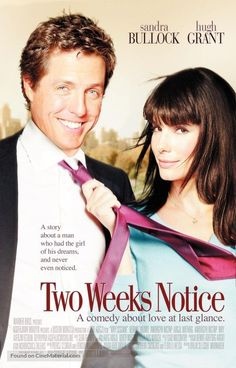 { Two Weeks Notice } 2002