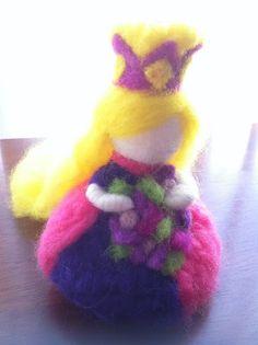 Rockabye Butterfly: A Felted Princess