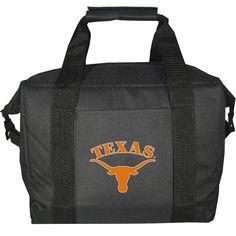 TEXAS LONGHORNS ,SOFT SIDED, INSULATED KOOLER BAG FROM KOLDER  #Texas