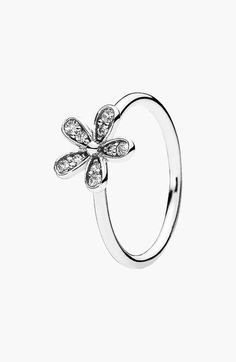 PANDORA 'Dazzling Daisy' Ring available at #Nordstrom