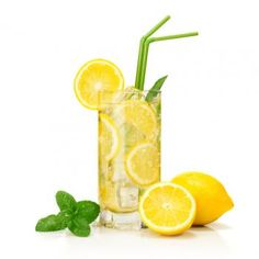 Citrus Water - not just for summertime.  Great if you've gotten or would like to get away from drinking sodas.