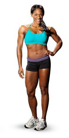 Laura Bailey's Cutting Program - Bodybuilding.com