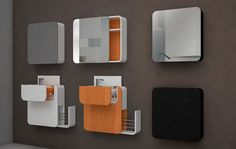 Pixel - Modular Home Furnishings by Oriol Barri