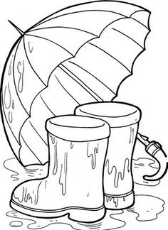 Coloring Book Pages Coloring Sheets Coloring Pages For Kids Colouring April Showers Applique Patterns Spring Crafts Digi Stamps Preschool Activities