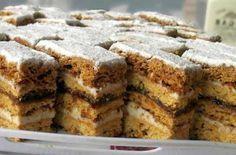 Medeni sitni kolač - Recepti sa slikom | BrziKolaci.com