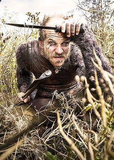 Floki on History's Vikings. I love his character!!!