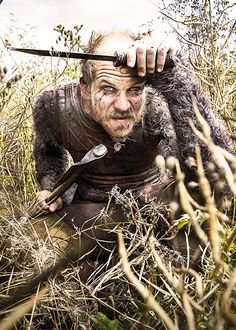 Floki on History's Vikings. I love his character!!!