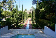 Mughal Garden at Sha