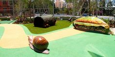Engaging-play-at-lady-cilento-hospital-playspace. #playspace #playequipment