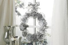 Make It with Joy #Ribbon Rosette #Wreath #MichaelsStores