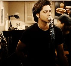 Every time Uncle Jesse played in a band on Full House: sexy. | John Stamos Is The Sexiest 50 Year Old Ever