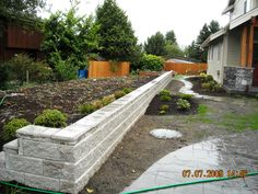 Hardscapes Hbhansen Construction Inc Septic Mound Landscapinglandscaping