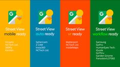 Google releases list of Street View-ready certified 360-degree cameras