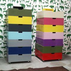 Bopita Mix & Match Rollboxen Höhe 21 cm