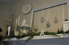 First Christmas Christmas Trees And Command Hooks On