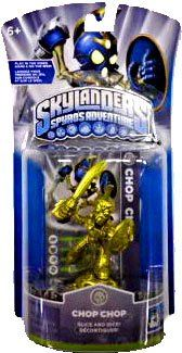 Skylanders Spyros Adventure Character Pack GOLD CHOP CHOP CHASE FIGURE MEGARARE *** To view further for this item, visit the image link.