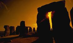 Stone tools, flakes and the remains of a final feast hint that the huge sarsens that now stand at Stonehenge were brought here first Places Around The World, Around The Worlds, Before I Die, National Treasure, Stonehenge, Campsite, World Heritage Sites, Past, Sunrise