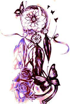 Tattoo arm dreamcatcher tat Trendy Ideas Source tattoo designs, tattoo, small tattoo, me Wolf Tattoos, Finger Tattoos, Dream Tattoos, Back Tattoos, Feather Tattoos, Future Tattoos, Body Art Tattoos, New Tattoos, Sleeve Tattoos