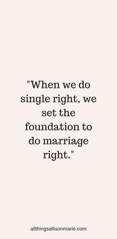 How to truly thrive as a single girl! #single #singlegirl #Christiansingle