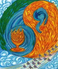 Fire and Water   Ximon Dunedain on Patreon
