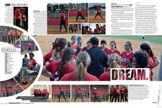Middleburg High School, Middleburg, Florida/Sports/Softball spread