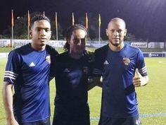 Cibao FC y San Cristóbal toman ventaja en Copa