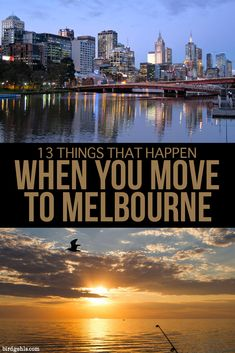 You'll drink stacks of coffee and may develop an interest in the sports.  Here are 13 things that happen when you move to Melbourne, Australia... whether you like it or not. #Melbourne #Australia #AustralianTravelTips via @birdgehls