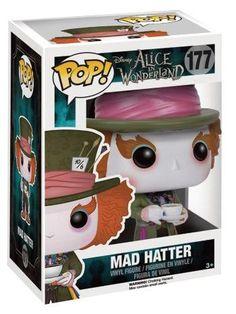 Mad Hatter Vinyl Figure 177 - Funko Pop! van Alice In Wonderland